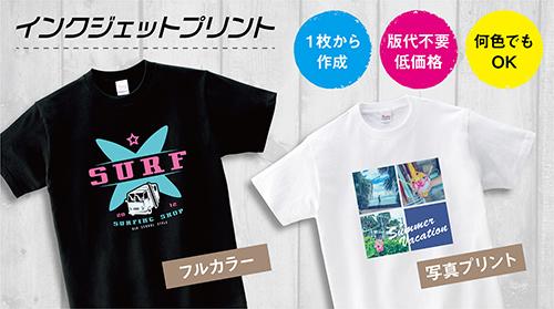 オリジナルプリントショップPaletteパレット:フルカラーインクジェット 写真 綺麗ユニフォーム、イベントグッヅ、クラスTシャツ、鹿児島